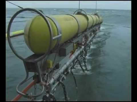 Prospection  petrole offshore - تقنيات وطرق إستكشاف النفط في البحار