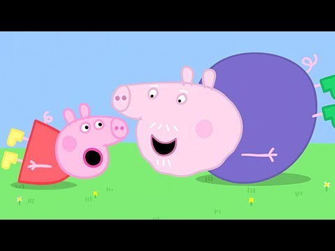 Peppa Pig in Hindi - Mendhak Keede aur Titli - हिंदी Kahaniya - Hindi Cartoons for Kids
