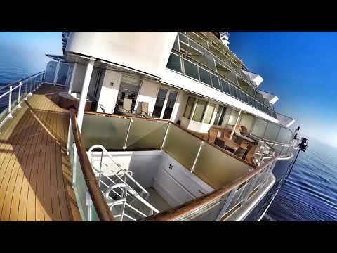 Penthouse Suite 6147 - Celebrity Cruises Constellation