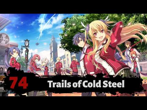 Let's Play Trails of Cold Steel (74): Dinner with the Royals