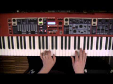 Samba pa ti - Santana (instrumental piano cover)