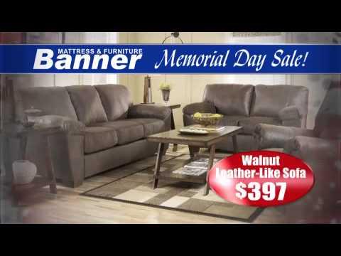 Banner Mattress Memorial Day Sale!