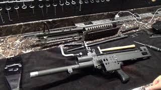 How to Assemble the M60 Machine Gun