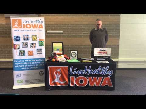 Chuck Long - 2015 Live Healthy Iowa Kick Off (continued)