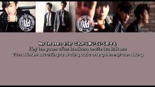 [Lyrics + Vietsub] Ten Years ( SJ Eunhyuk & Donghae ft Luna)