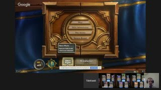 Hearthstone Pack Crackin' Partay! (WotOG)