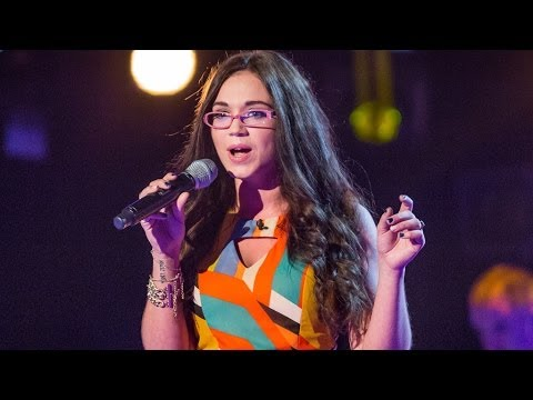 Georgia performs 'Hallelujah I Love Him So' - The Voice UK 2014: Blind Auditions 3 - BBC One