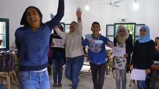 Educating refugee kids in Lebanon