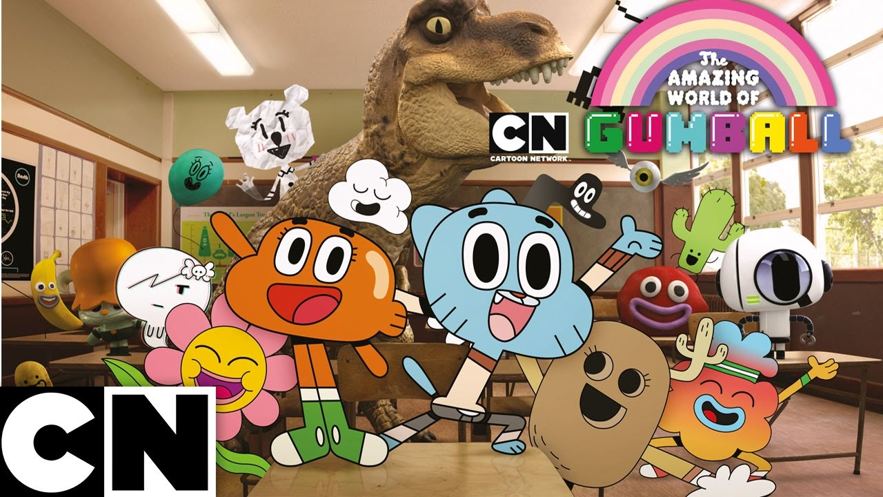 The Amazing World Of Gumball - Epic Collection #1