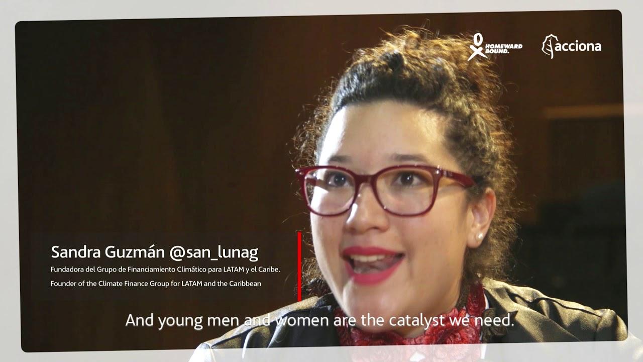 Un mensaje para las niñas de las participantes de Homeward Bound | ACCIONA