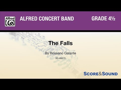 The Falls, by Rossano Galante – Score & Sound