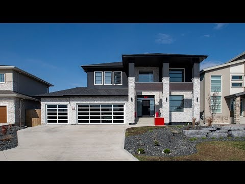 House for Sale   84 Waterstone Drive   Winnipeg MB