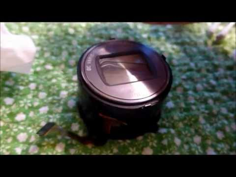 How to fix a camera whose lens is stuck