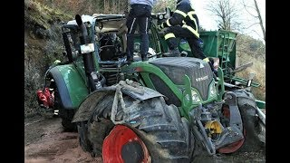 ULTMATE TRACTOR FAIL/MUD/ACCIDENTS COMPILATION 2018