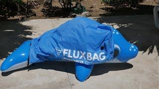 Fluxbag - As seen on Kickstarter - Quick Hands on & Review