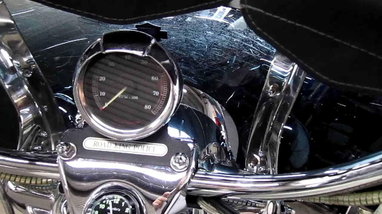 Harley Road King Tach Wiring