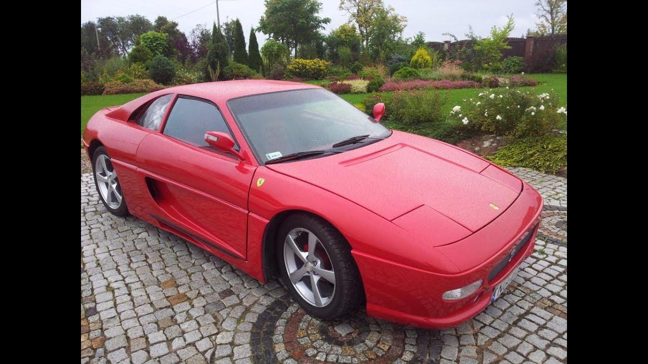 Ferrari For Sale >> For Sale Replica Ferrari F355 Replika do sprzedania. Grzegorz Chmielewski Elbląg F.U GROM - YouTube