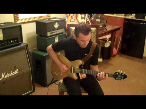 NY Amp Show Tonic D