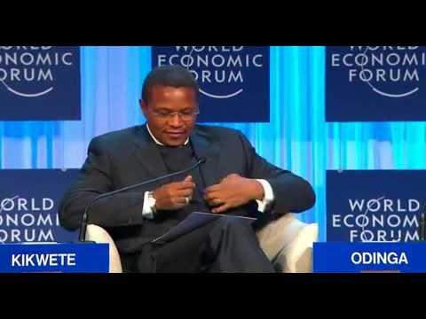 Davos 2012 - Africa - From Transition to Transformation