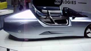 Peugeot At The 63Rd Frankfurt Motor Show Videos
