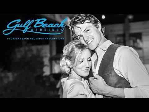 Siesta Key Beach Destination Wedding by Gulf Beach Weddings:  Testimonial