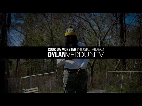 Cook Da Monster - Speak Up (Official Video) @Dylanverduntv