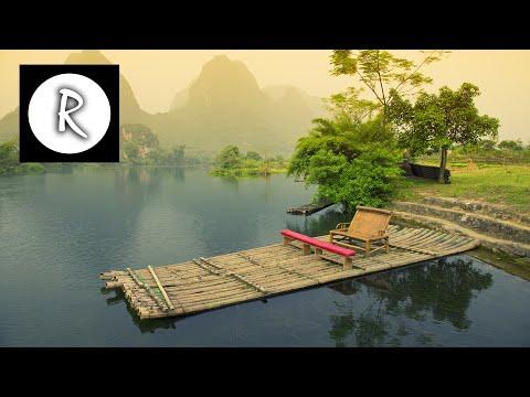 Healing ZEN Music FULL ALBUM - Bamboo Rafting on river HD