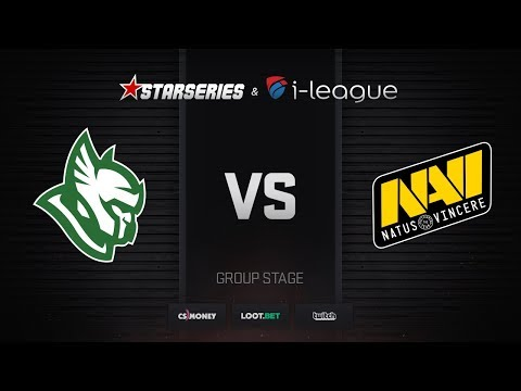 Natus Vincere vs Heroic - StarSeries i-League S4 - G3
