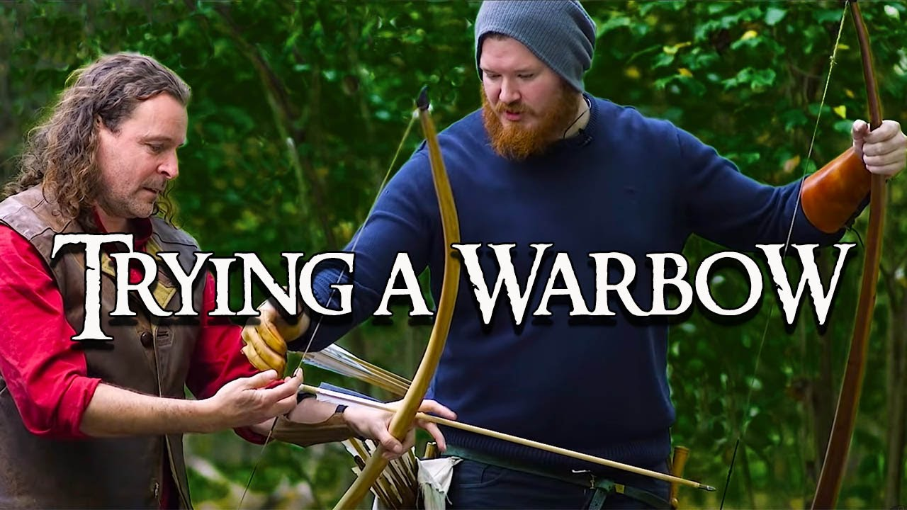 27 What Was It Like To Be a Medieval Archer?