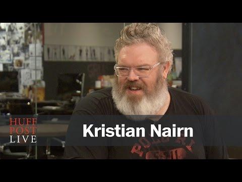 'GoT' Star Kristian Nairn On What 'Hodor' Means