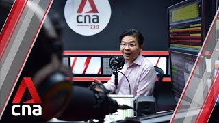 Govt working on pricing model for Greater Southern Waterfront HDB flats: Lawrence Wong | CNA938