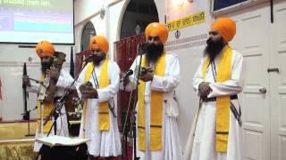 GIANI LAKHWINDER SINGH PARAS - DHADI JATHA
