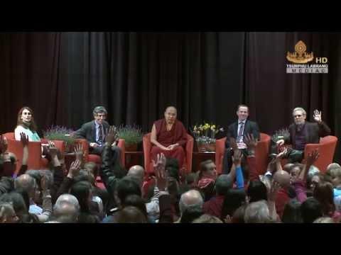 Karmapa Talks At University Of Madison, Wisconsin