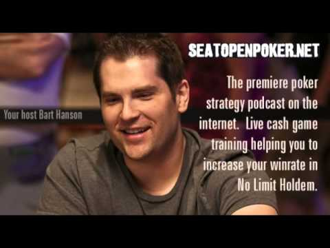Cash Plays Episode 02: Negative Equity Slowplay (Crush Live Poker by Bart Hanson)