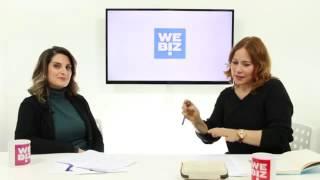 BAŞAK DEMİRTAŞ WEBİZTV'DE