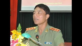Tướng Trần Việt Tân là ai | Tin tức 24h hôm nay | Tiểu sử thượng tướng Trần Việt Tân