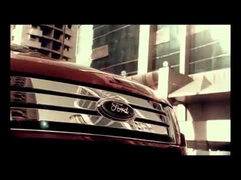 FORD EDGE Commercial shot in Dubai