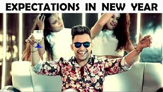 New Year 2019 Story On Bollywood Style Bollywood Song Vine