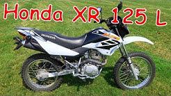 🏍 NEUES MOTORRAD | Honda XR 125 L