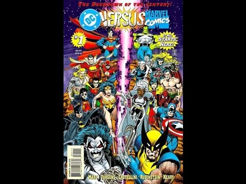 DC VS Marvel/Marvel VS DC (1996) | The Comic Vault