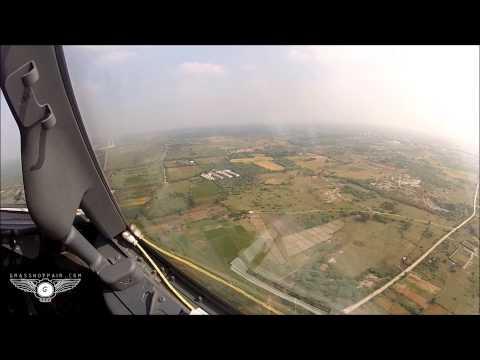 #193 Landing in Hyderabad