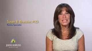Dr. Susan B. Bressler | Retina Specialist