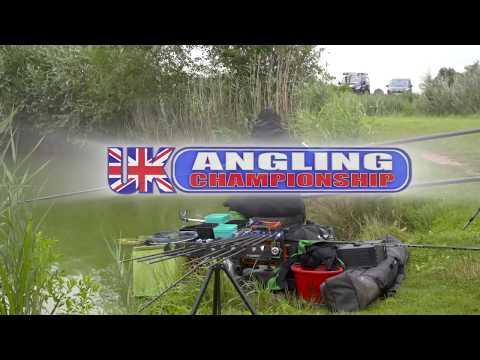 UK Angling Championship 2019 - Rd 3 Decoy Lakes -Match Fishing - On The Bank - Cresta Gamakatsu