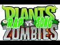 PLANTAS VS ZOMBIES - TECHNO RAP