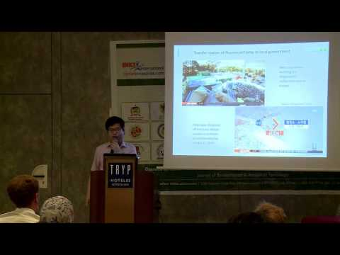 Yong Chul Jang  | South Korea   |  World Congress and Expo on Recycling  2015 | Conferenceseries LLC