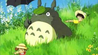 Repeat youtube video My Neighbor Totoro - Path of the wind