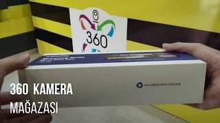 #AzDome PG-02 360 Kamera Mağazası