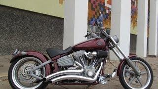 2008 Harley-davidson Rocker Fxcw