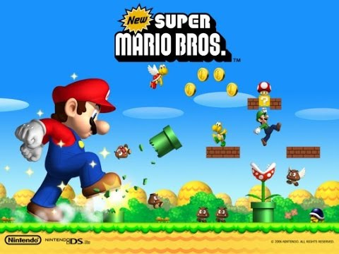 How to download super mario bros full version for free on pc.