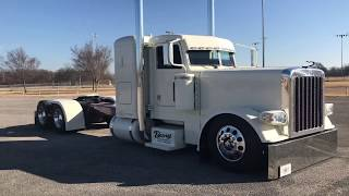 "2020 Full Custom Peterbilt 389 Biggest Build to Date 605hp 36"" Sleeper"